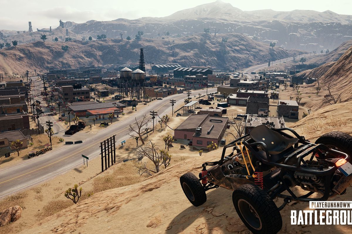 Miramar Has Finally Been Released For Pubg On Xbox One Polygon