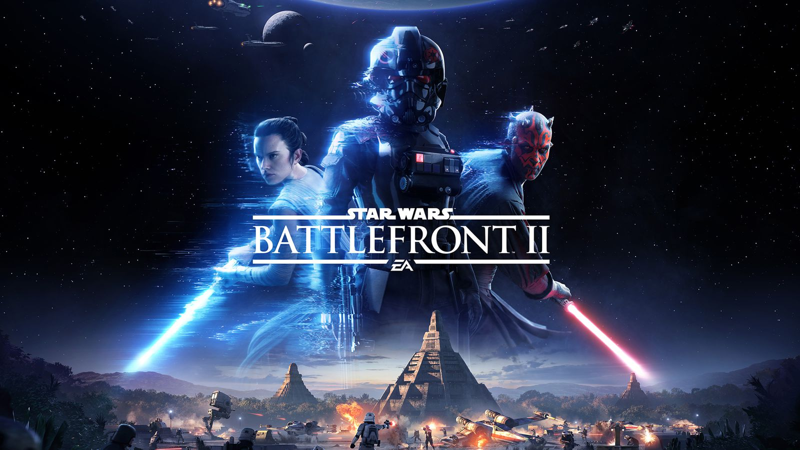 Star Wars: Battlefront II makes the Imperials the good ... - photo#9