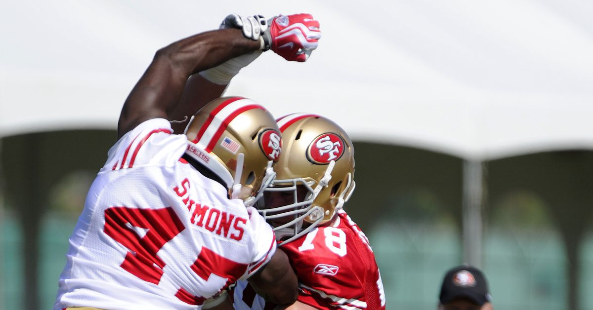 49ers announce official reporting dates for the start of training camp