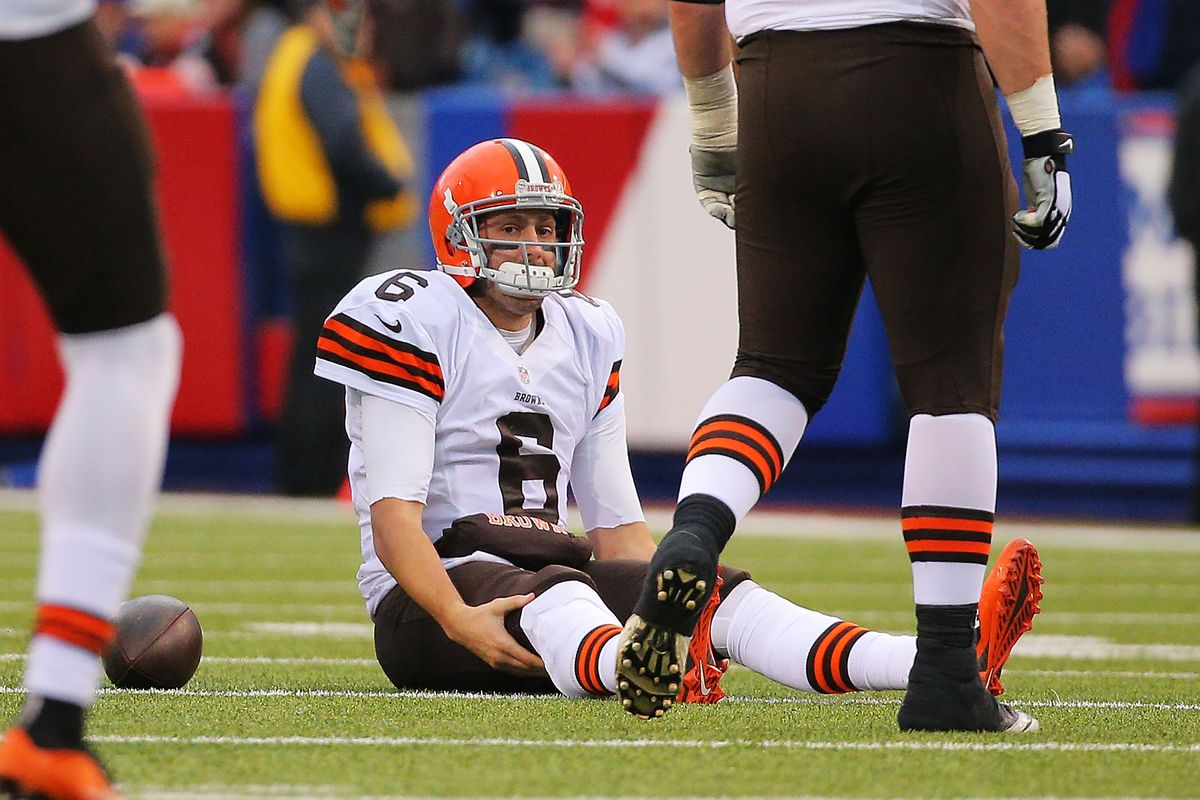 How Brian Hoyer S Cleveland Miracle Went Bad Niners Nation