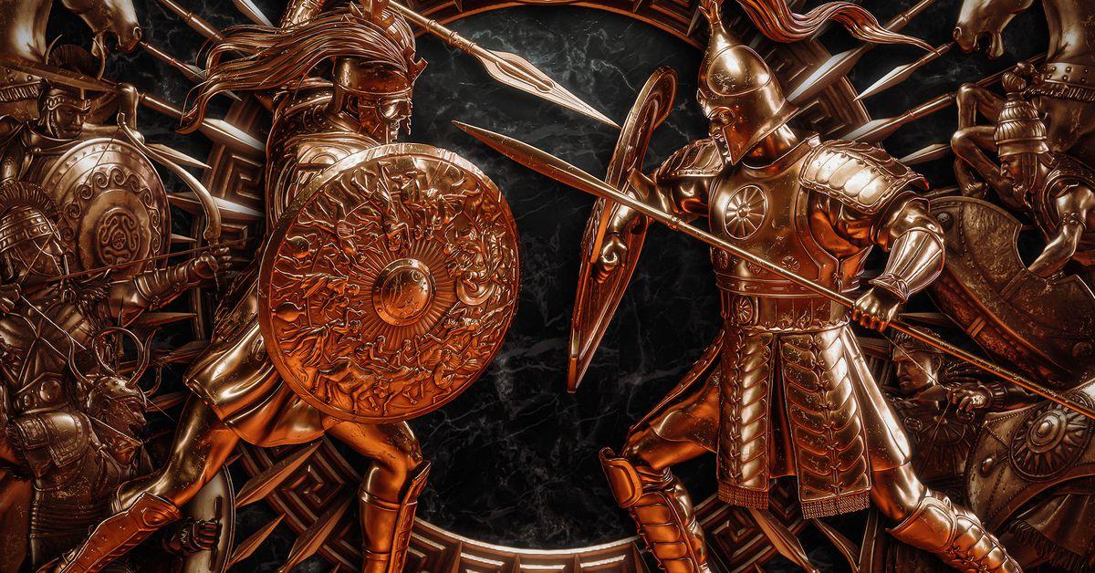 A Total War Saga: Troy: first gameplay details and screenshots