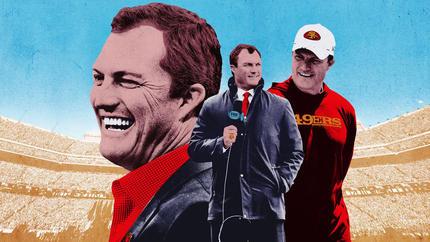 How John Lynch Moved From the Broadcast Booth to the Front Office