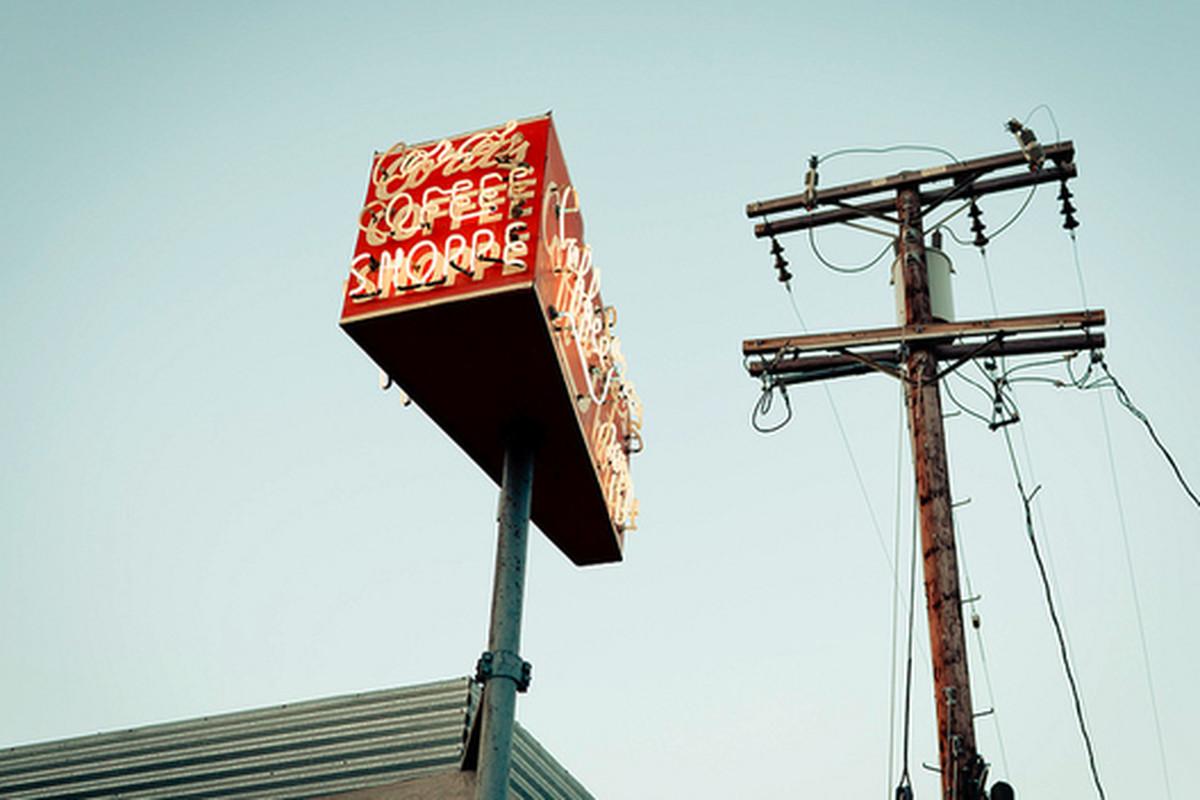 Cora's Coffee Shop, Santa Monica.