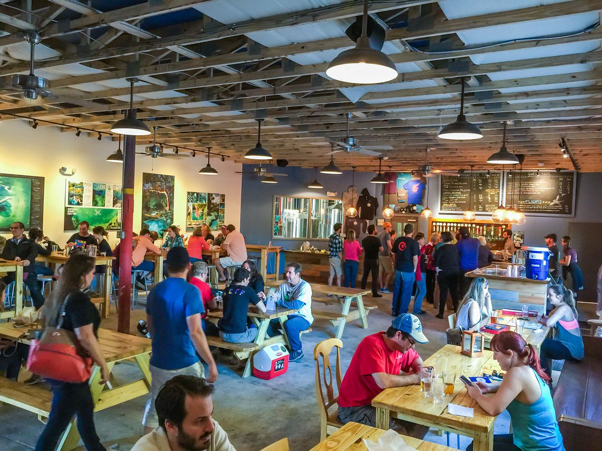 Where To Eat Drink And Play In Gainesville Florida Eater