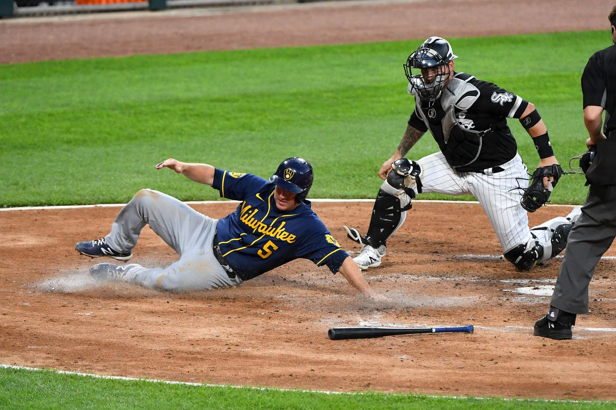 MLB: Exhibition-Milwaukee Brewers at Chicago White Sox
