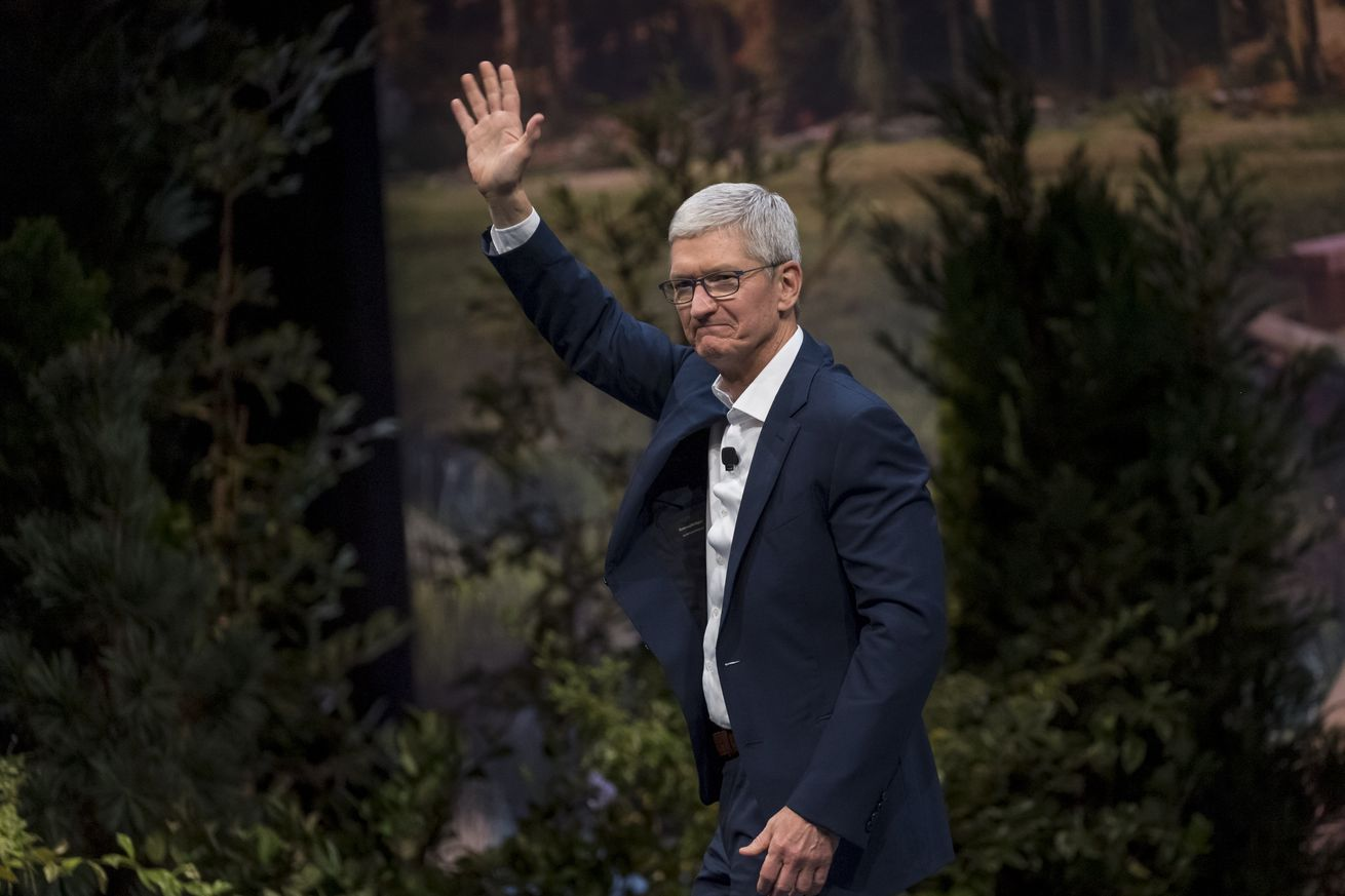 Go read this Bloomberg story on how Tim Cook turned Apple into a .3 trillion powerhouse