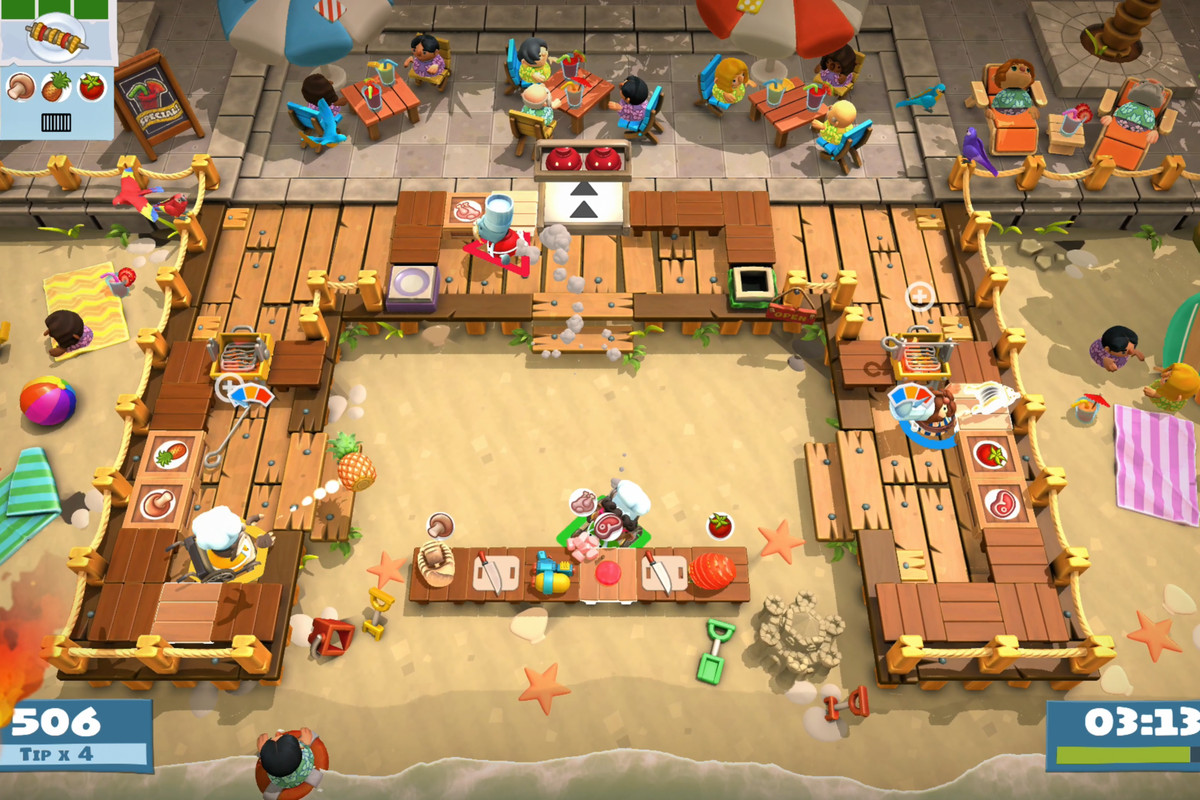 Overcooked All You Can Eat is coming to more platforms, with expanded  crossplay on the way - The Verge