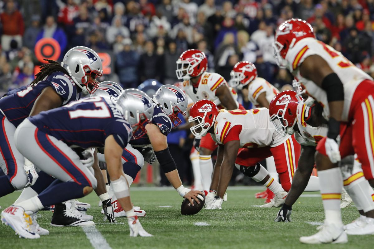 AFC Championship Patriots vs Chiefs: How to watch, game time