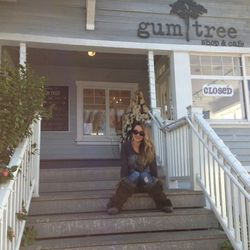"""""""I have two favorite restaurants in Hermosa Beach. <a href=""""http://www.gumtreela.com"""">Gum Tree</a> is a family-owned cafe and boutique only a block from the beach. [They use] organic, locally-sourced ingredients and have the <b>best gluten-free chocolate"""
