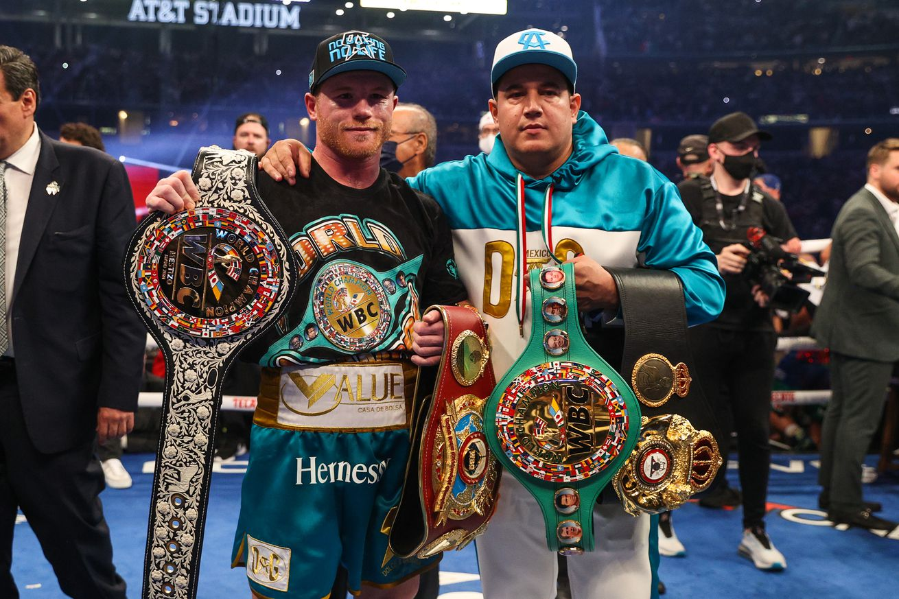 <label><a href='https://www.mvpboxing.com/news/boxing/1620580227/Whats-next-for-Canelo-Plant-is-the-plan-but-what-if?ref=headlines' class='headline_anchor news_link'>What's next for Canelo? Plant is the plan, but what if he passes?</a></label><br />Ed Mulholland/Matchroom  Canelo has a clearly stated target, but what if Caleb Plant isn't next?