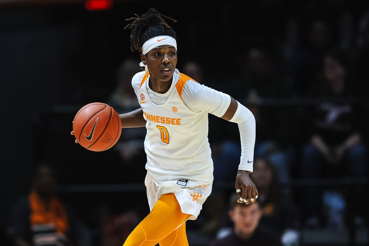 COLLEGE BASKETBALL: FEB 16 Women's Texas A&M at Tennessee