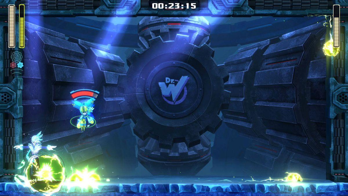 Mega Man 11Tundra Man