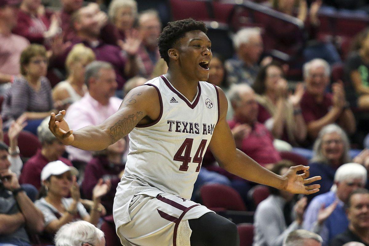 NCAA Basketball: Buffalo at Texas A&M