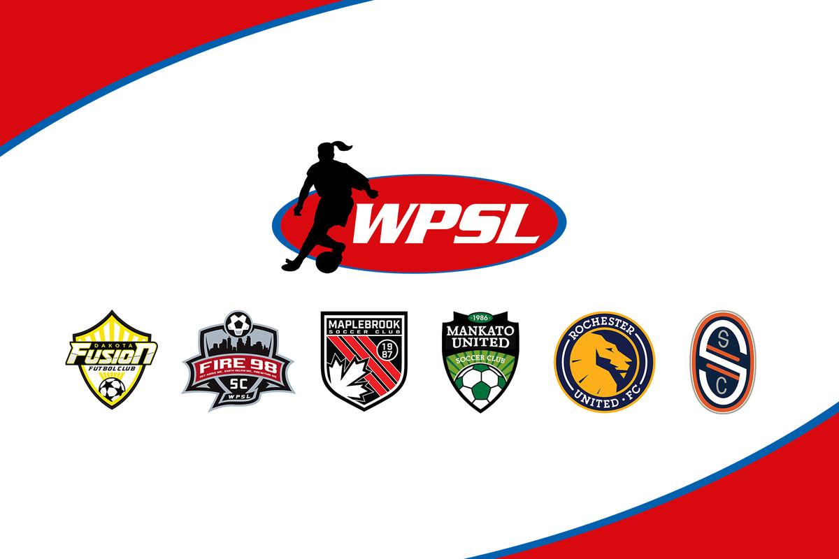 2019 WPSL North Conference logos