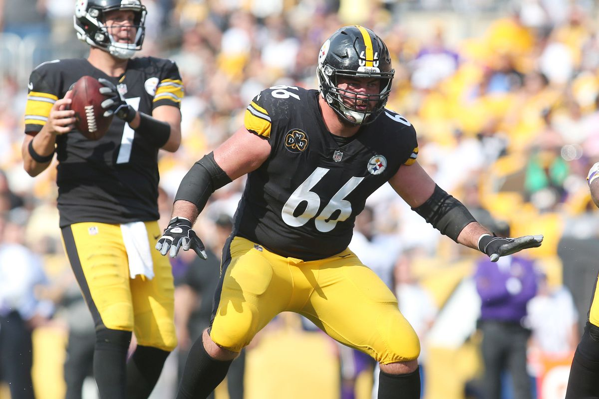 0fb5656aedb Steelers Injury Report: David DeCastro and Marcus Gilbert sit out practice  on Thursday