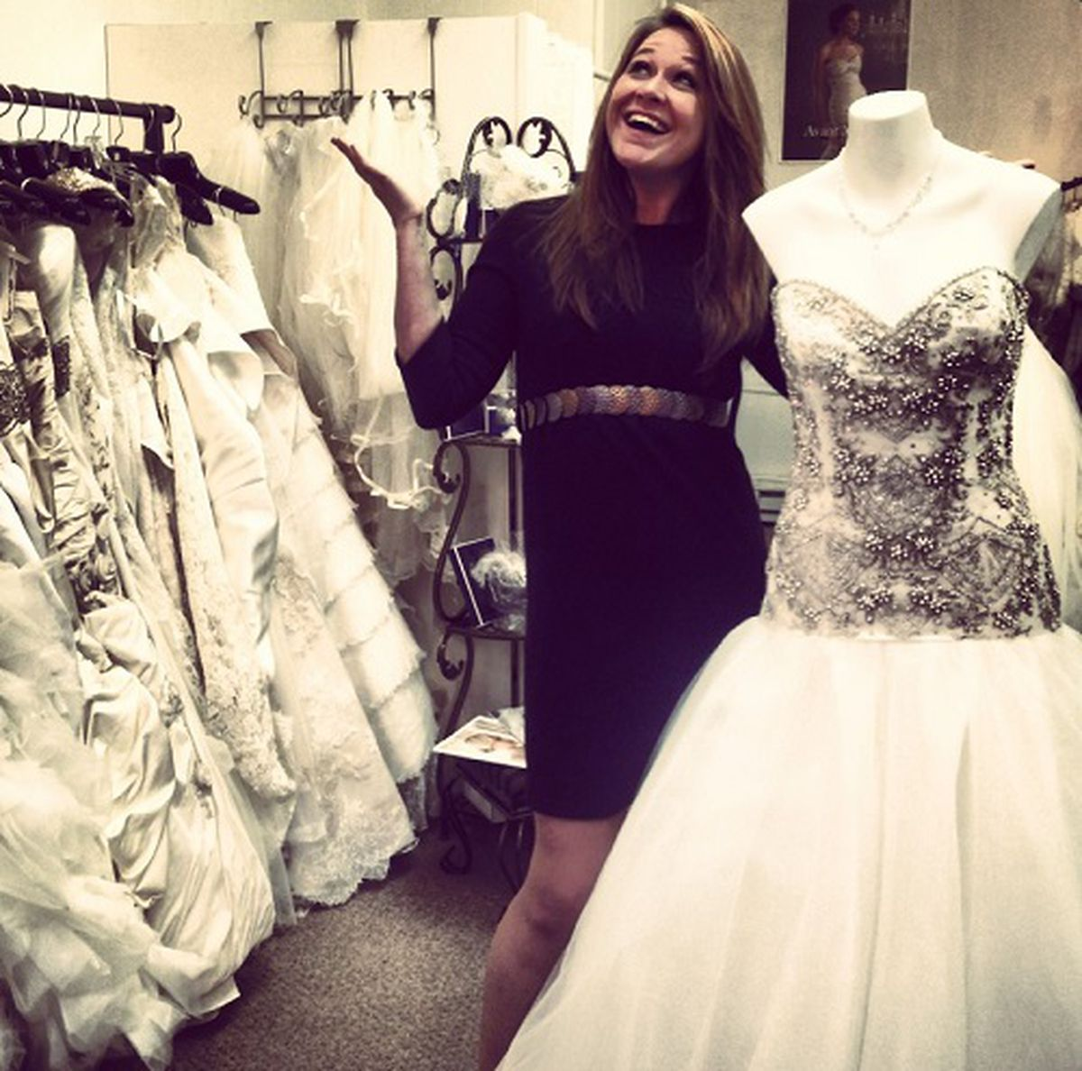 Spruce street bridal boutique receives a modern revamp for Wedding dress rental philadelphia