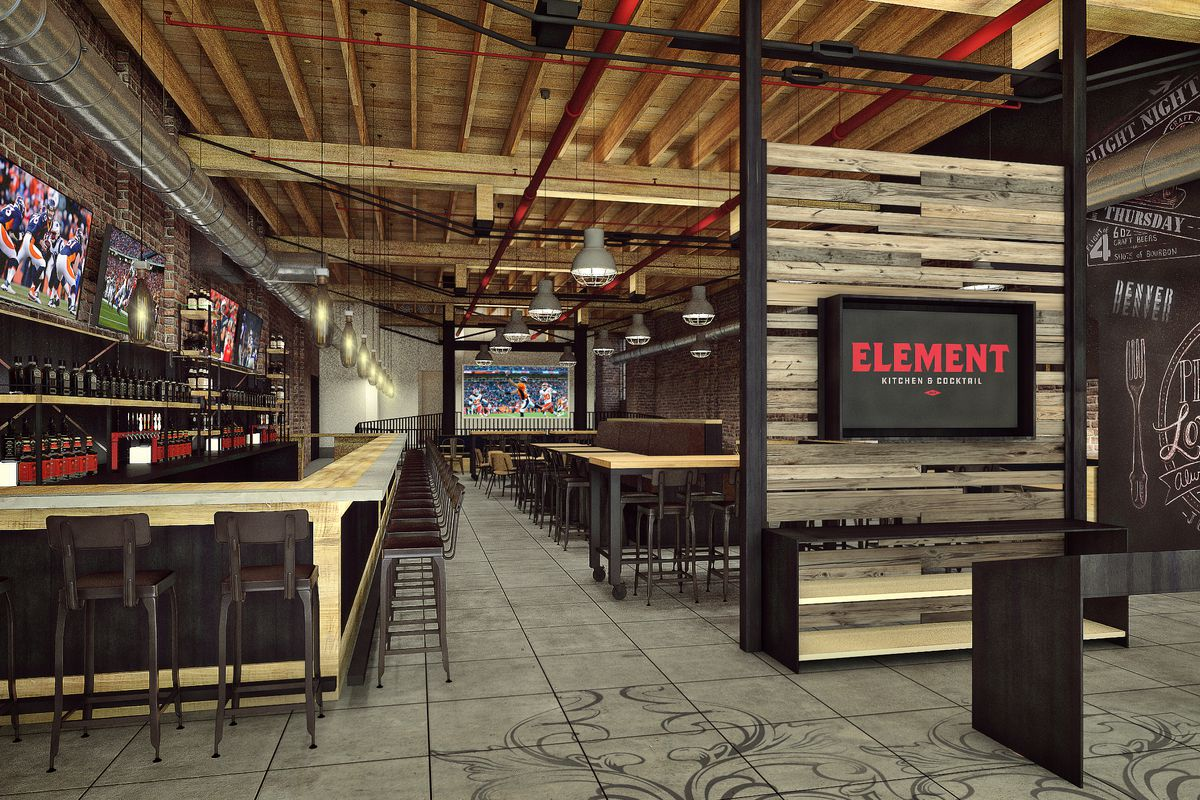 Element Kitchen & Cocktail to Up Denver\'s Sports Bar Game this ...