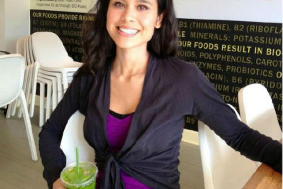 """Image via Kimberly Snyder/<a href=""""http://la.racked.com/archives/2012/12/12/glow_bios_kimberly_snyder_loves_lf_can_do_without_honeydew.php"""">via</a>"""