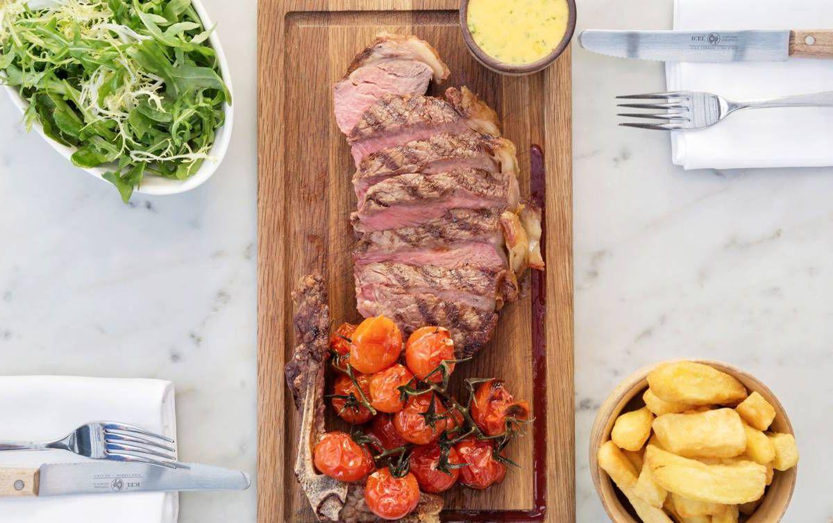 Best restaurants in Oxford: Gee's
