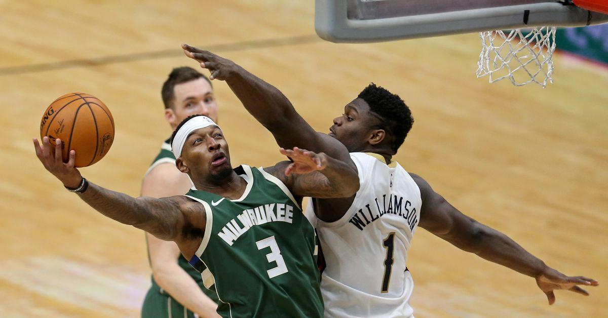 Milwaukee Bucks Vs New Orleans Pelicans Game Thread