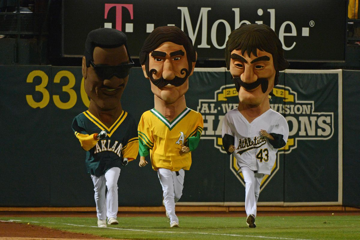 Big Head Eckersley and pals are coming for Josh Reddick.