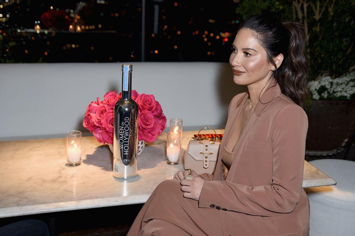 Vanity Fair x Lancôme Paris With Belvedere Vodka Raise A Glass To Toast Women In Hollywood