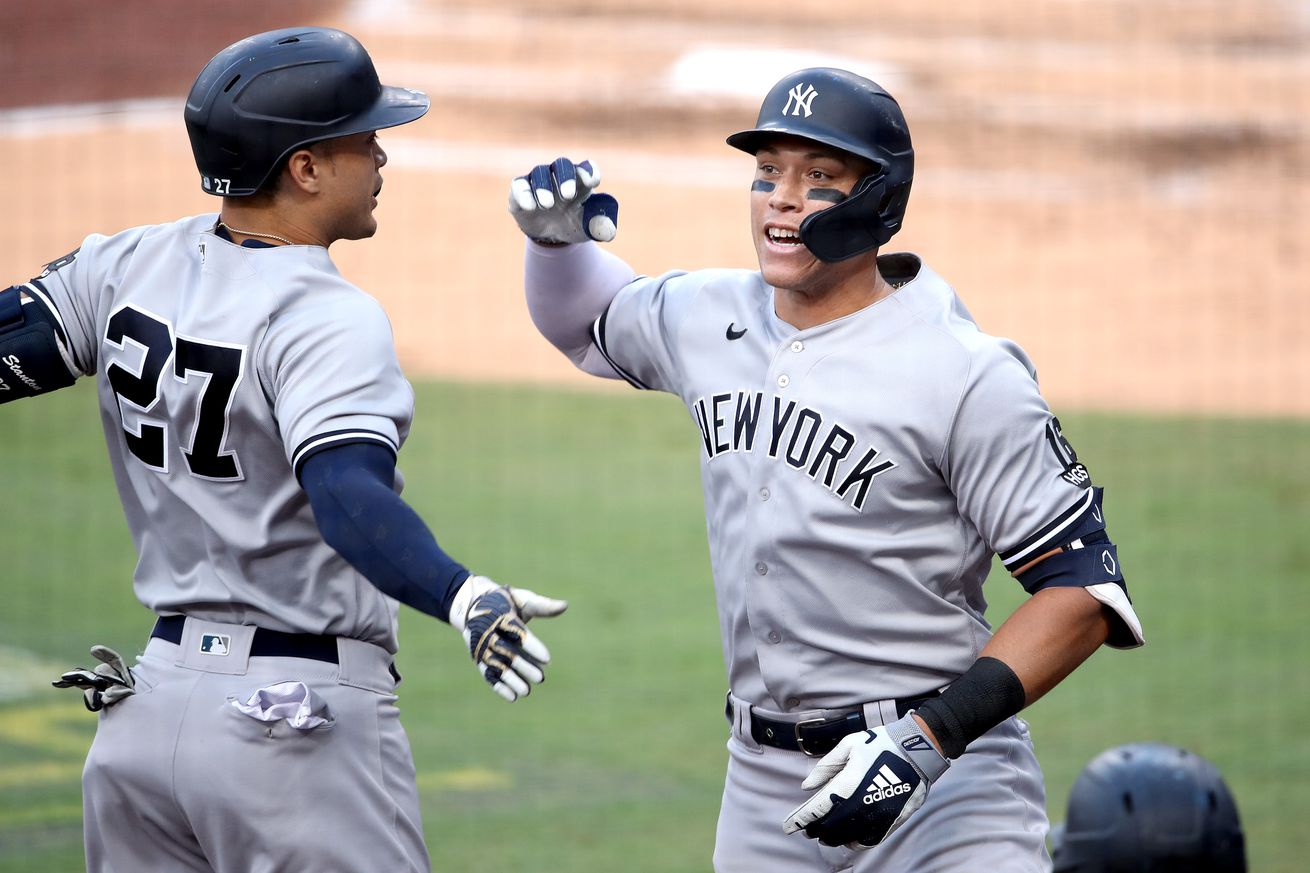 Division Series - New York Yankees v Tampa Bay Rays - Game Five