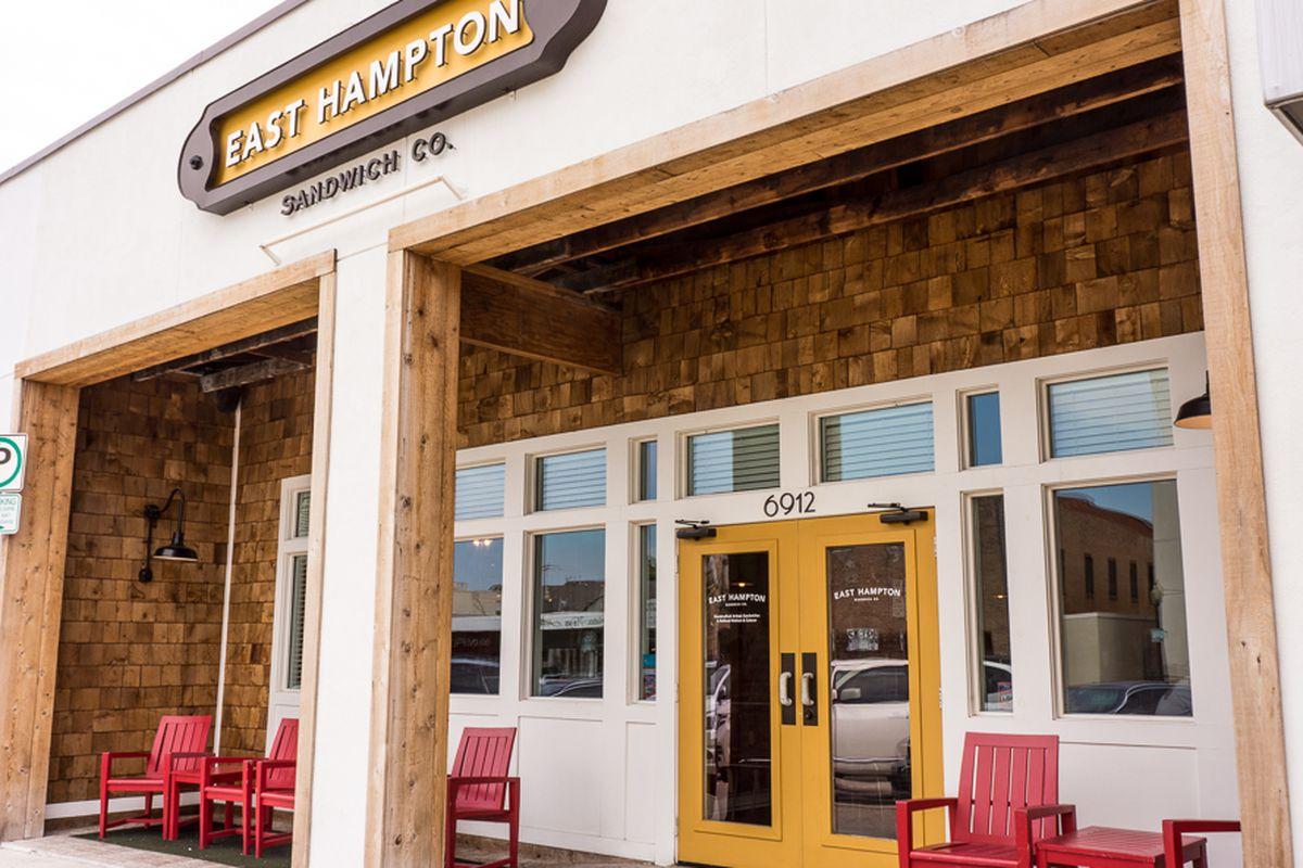 The original East Hampton in Snider Plaza.