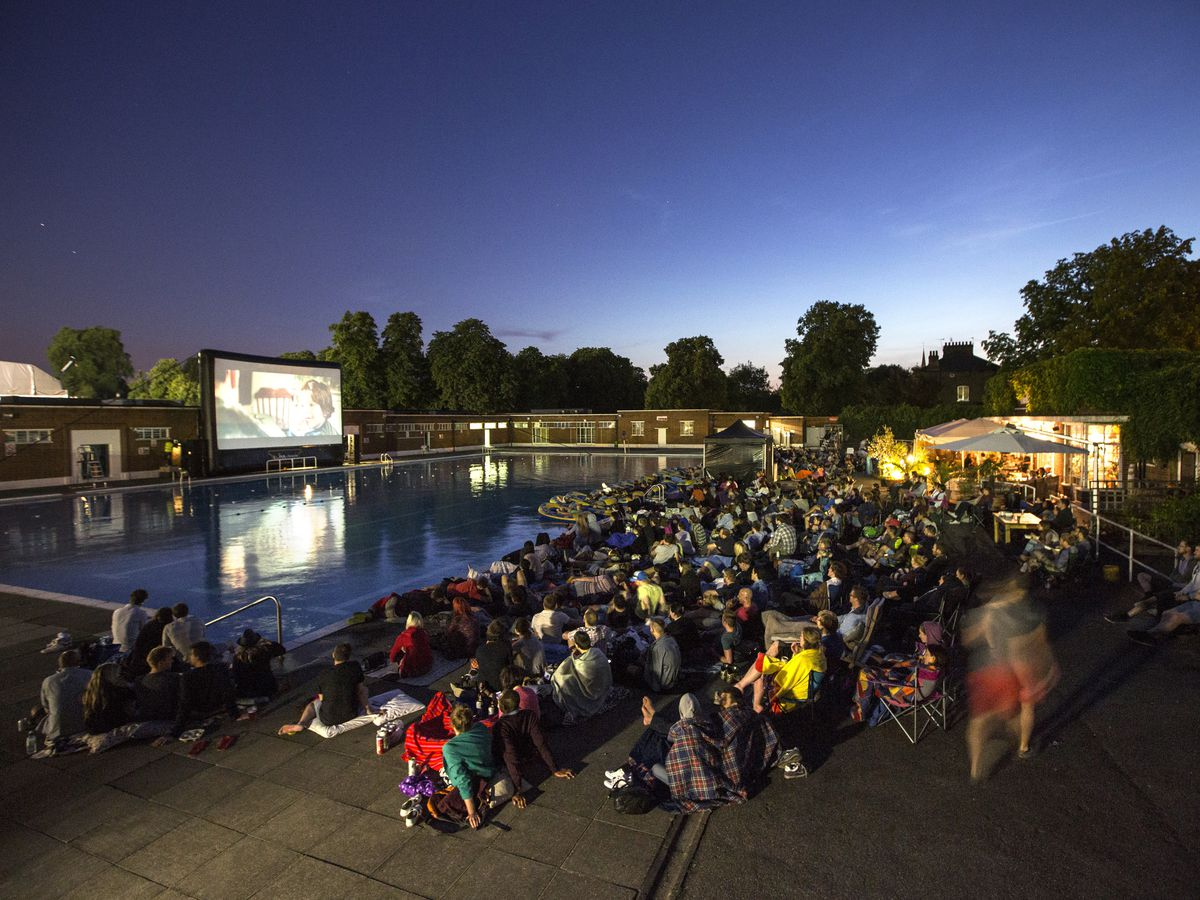 NORDC is hosting 12 outdoor, family-friendly movies this Spring throughout the city.
