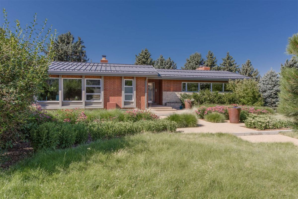 Charming 50s home with contemporary upgrades wants 1 4m for Modern house upgrades