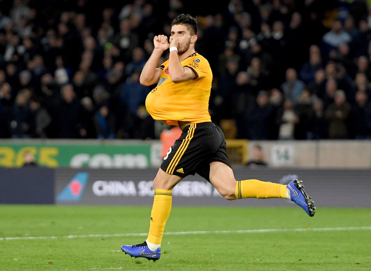 Ruben Neves - Wolverhampton Wanderers - Premier League