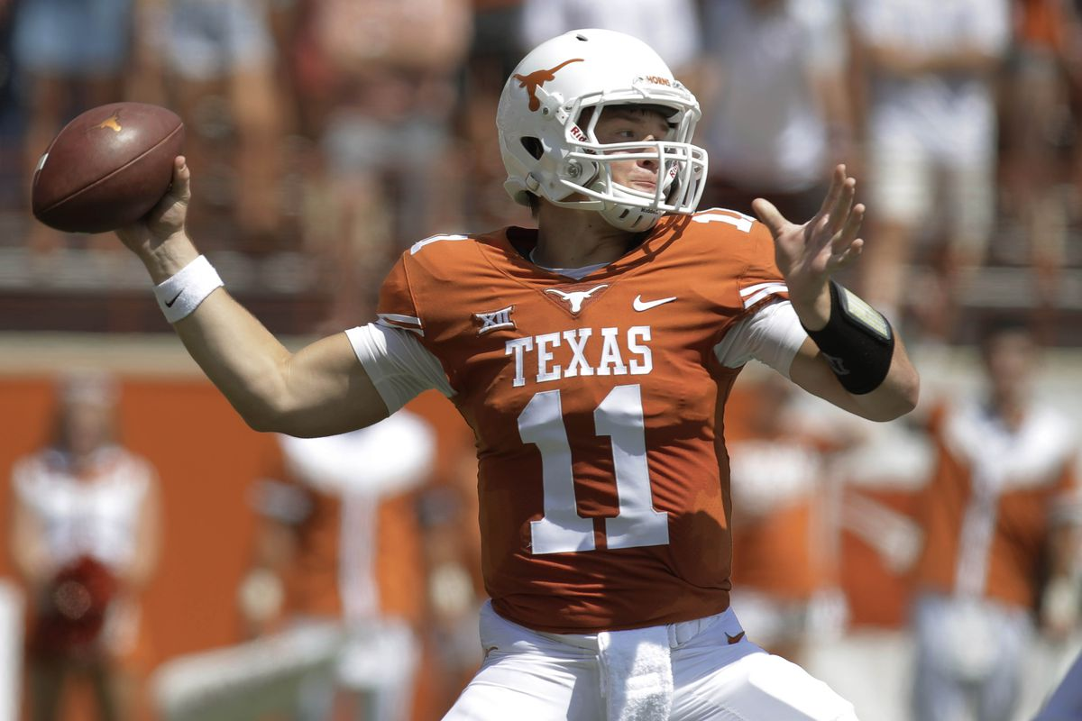 Image result for texas sam ehlinger