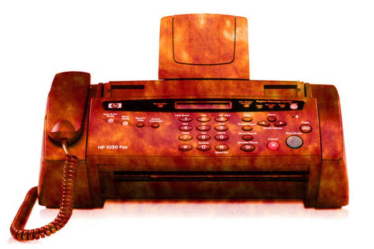 Molten HP printer