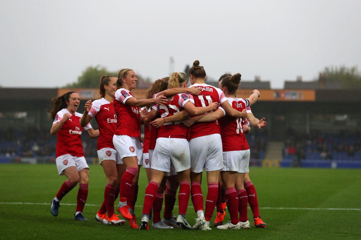 Chelsea Women v Arsenal - FA WSL