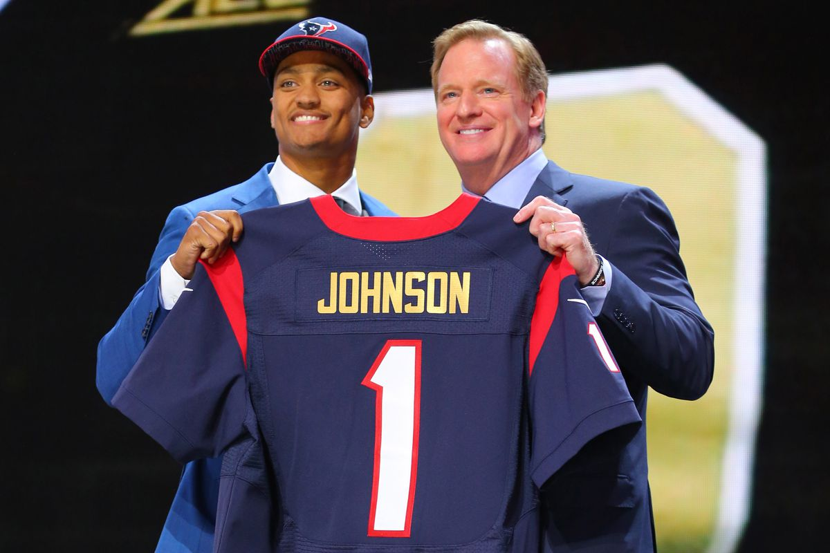2015 NFL Draft Results What Kevin Johnson Brings To The Texans