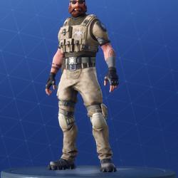 The Sledgehammer Skin, unlocked at level 71