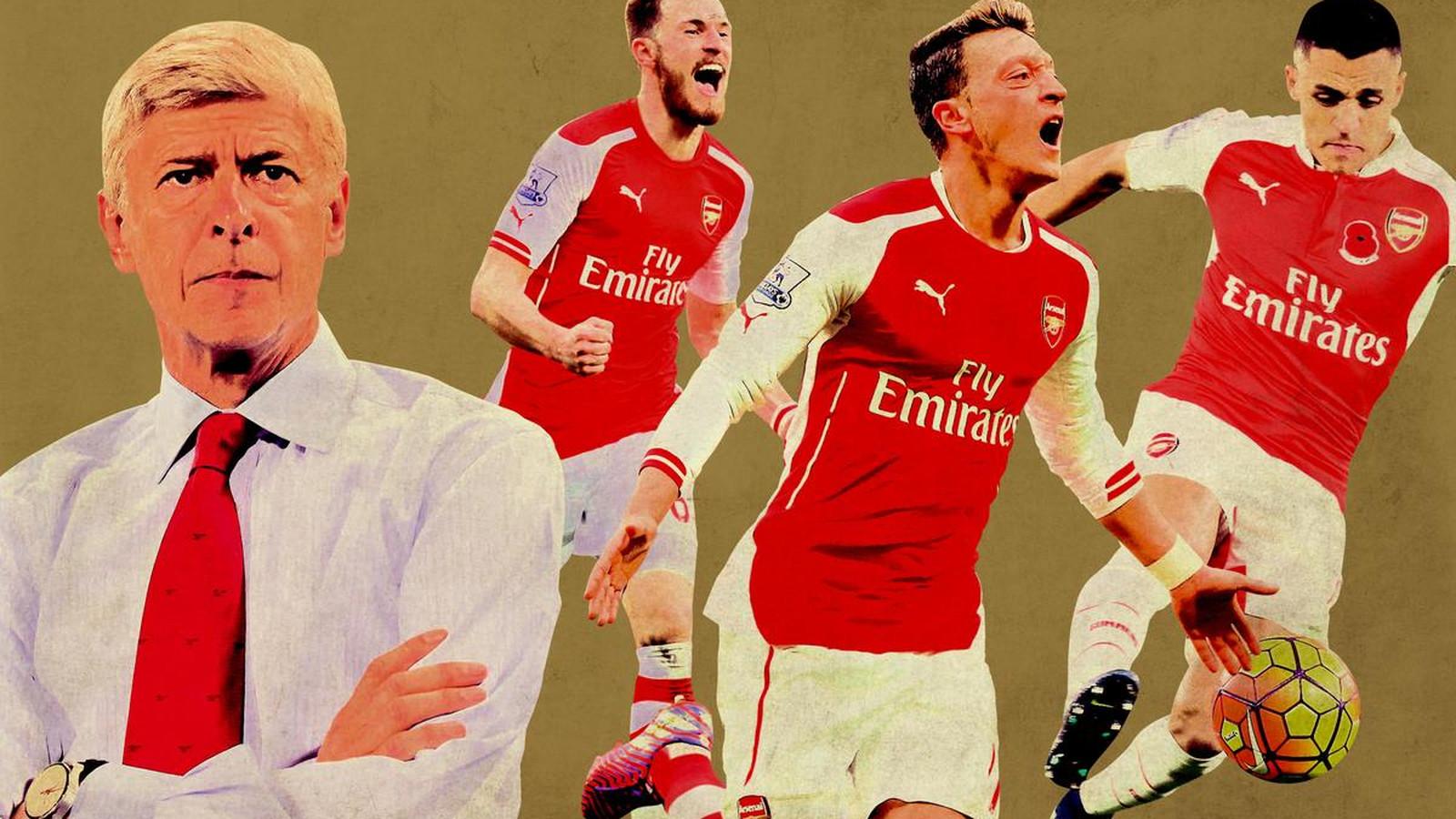 Arsenal Have an Arsène Wenger Problem
