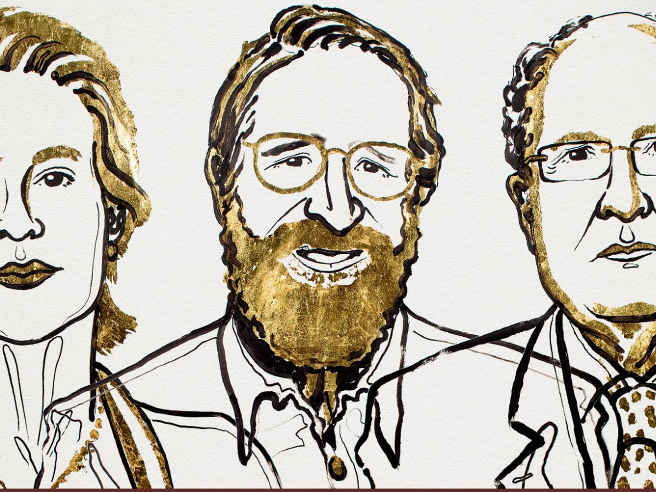 The 2018 Nobel Laureates in chemistry are Frances H Arnold, George P Smith, and Gregory P. Winter.