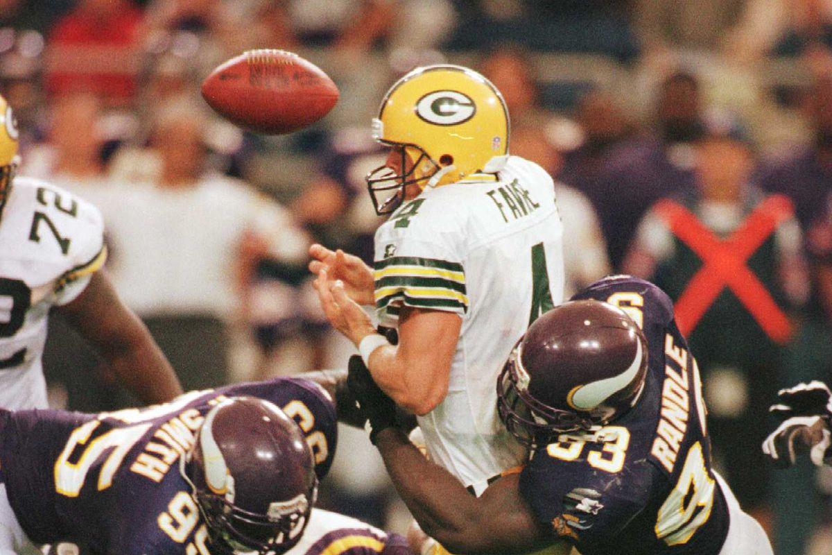 Vikings v Packers