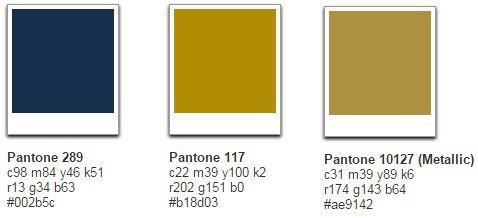 Official Colors