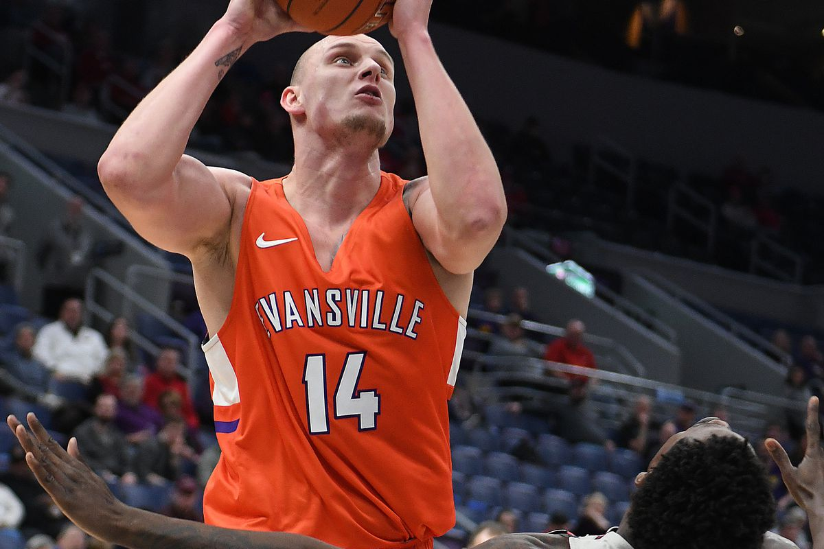 COLLEGE BASKETBALL: MAR 07 Missouri Valley Conference Tournament - Illinois State v Evansville