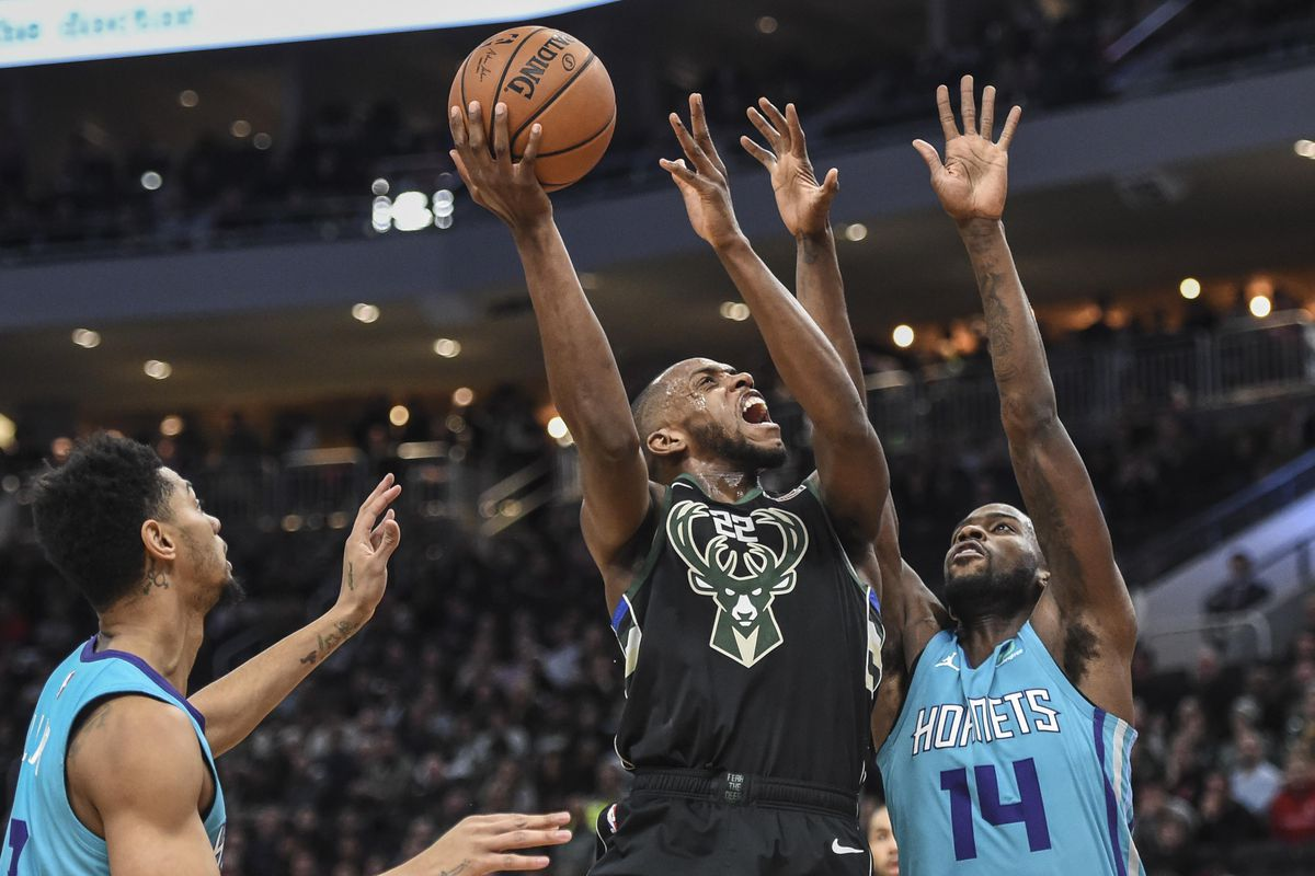 Rapid Recap Bucks 108 Hornets 99