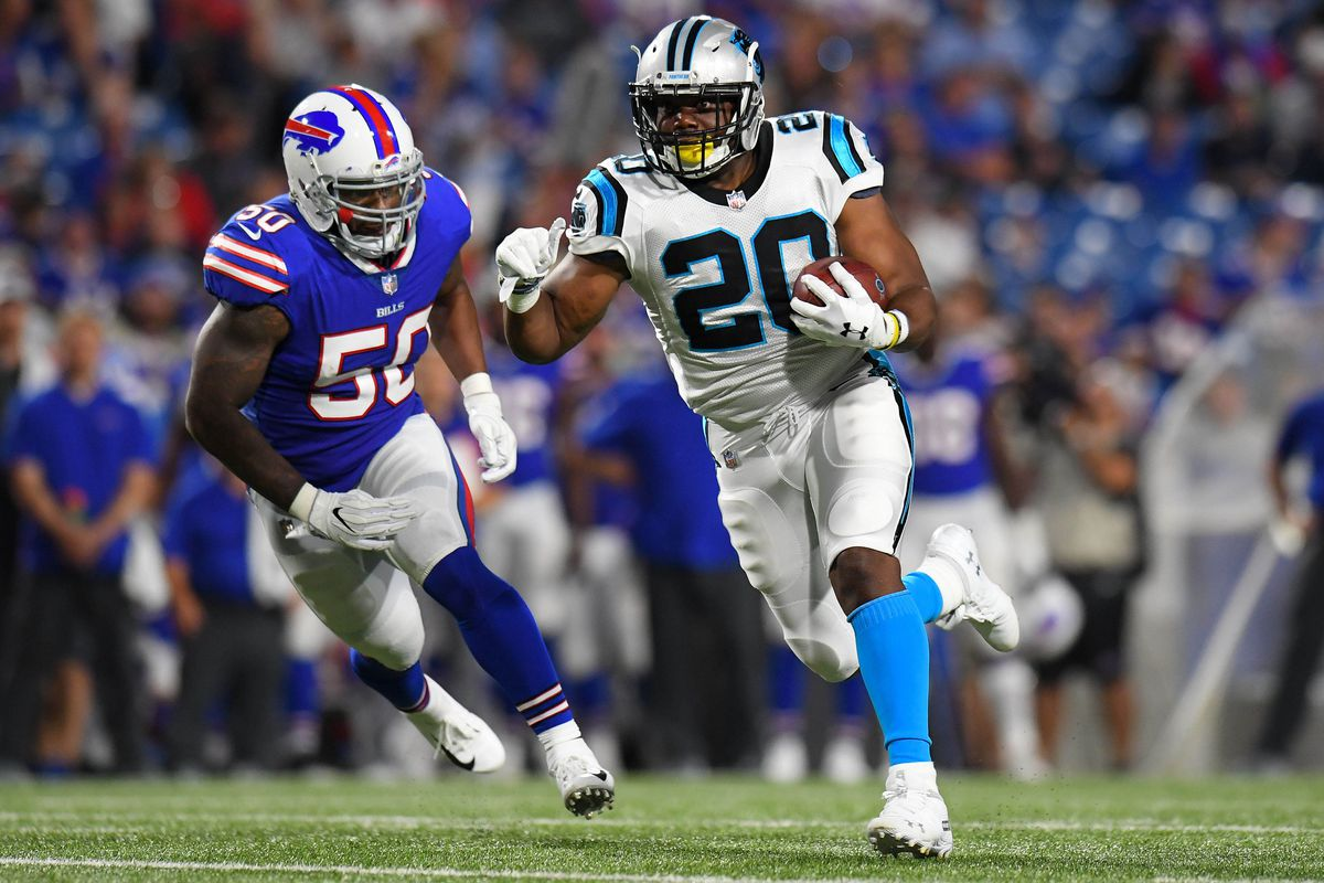 cheap for discount a2d94 6b916 Carolina Panthers 2018 season opener countdown: 20 days to ...