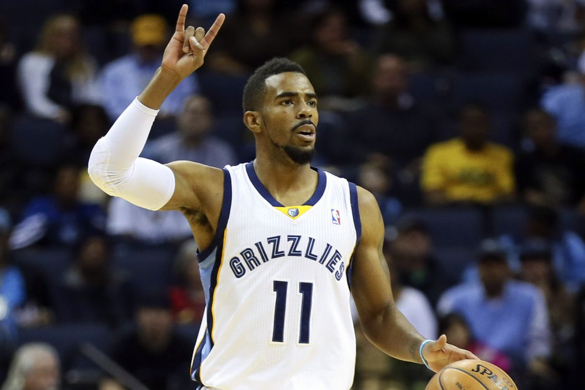 Mike Conley's continued improvement will be key to a Magic night for Memphis in the Grindhouse.