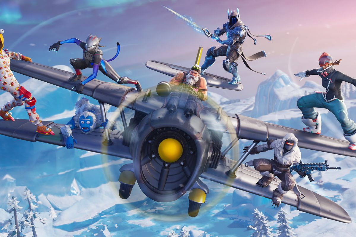 Fortnite Is Getting Swords Starting With The Infinity Blade Polygon