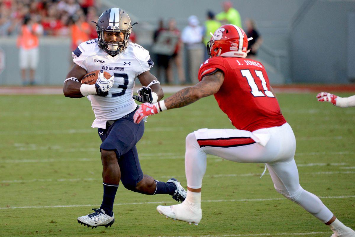 NCAA Football: Old Dominion at North Carolina State
