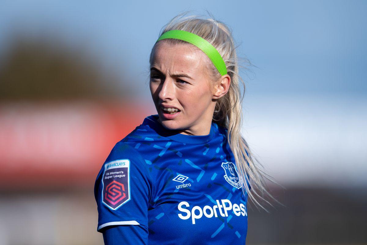 Everton v Brighton & Hove Albion - Barclays FA Women's Super League