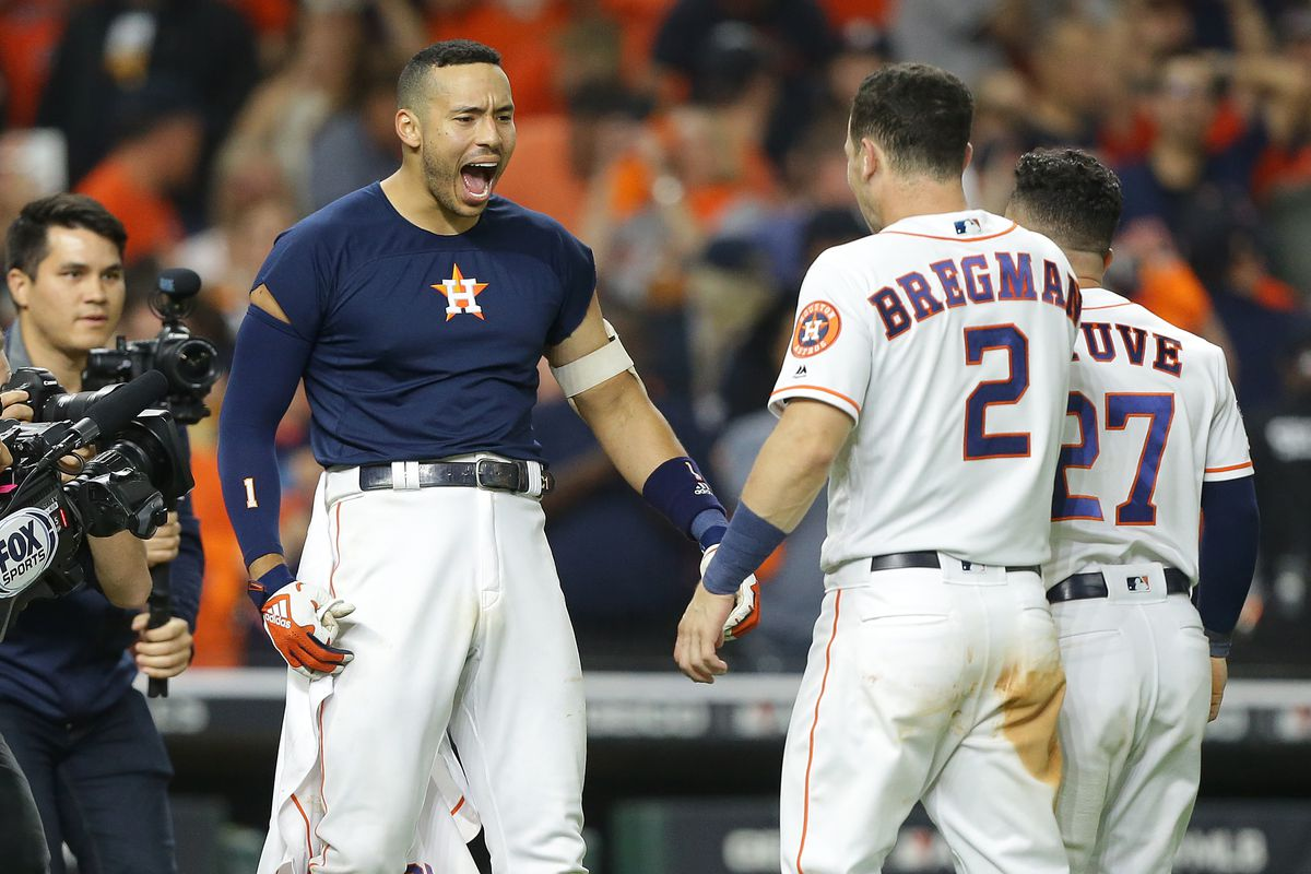 Carlos Correa, Astros' bullpen outlast Yankees in Game Two win