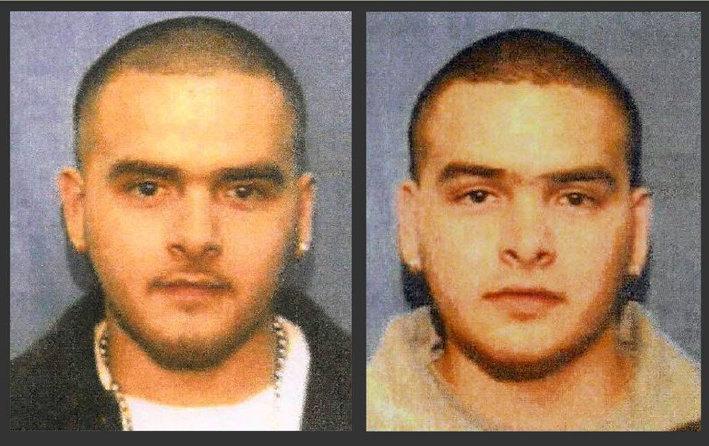 Pedro Flores (left) and his twin brother Margarito Flores, once Chicago's biggest drug traffickers. | Sun-Times files
