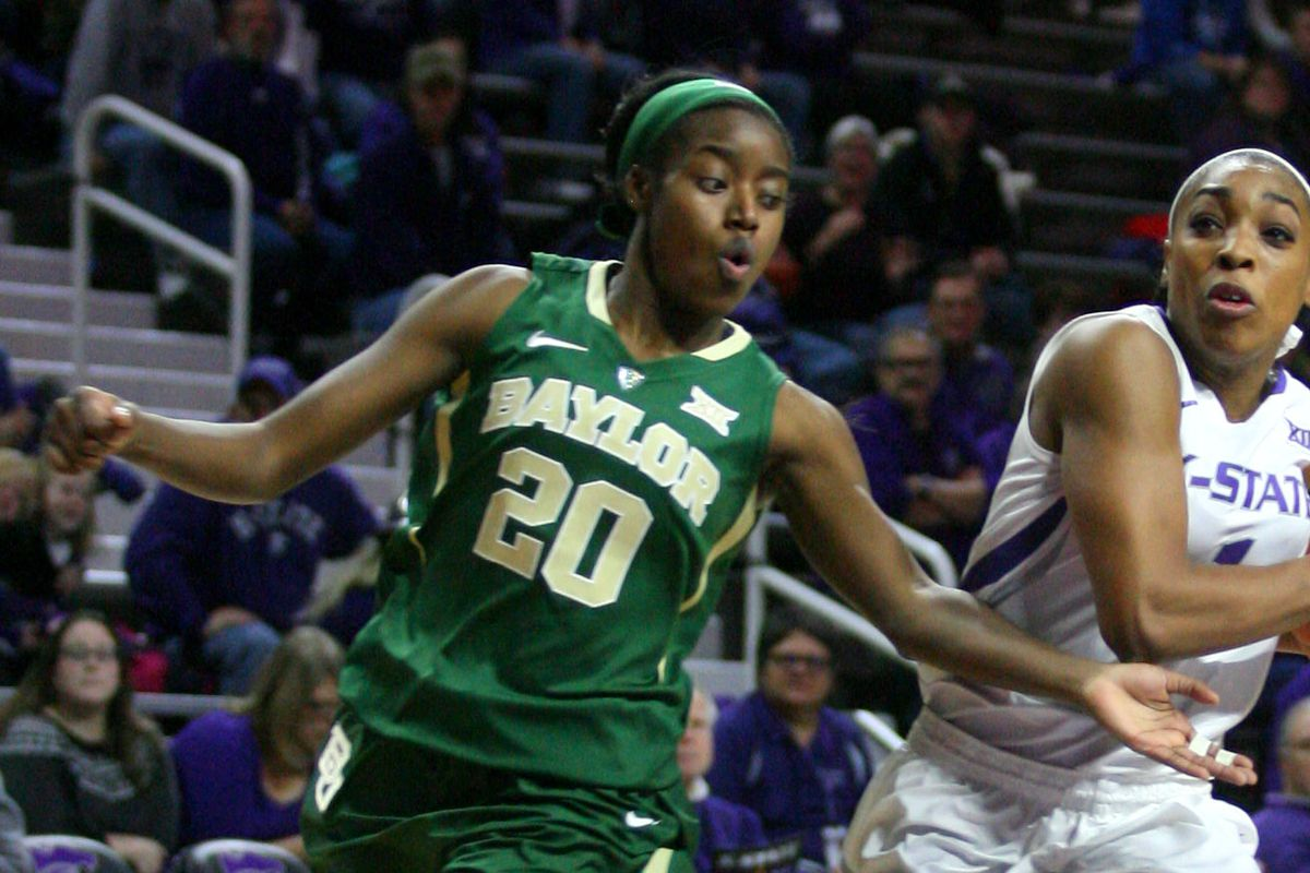 (20) Imani Wright understands the Big 12 this year